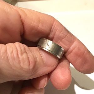 ❇️Vintage Sterling Silver Band